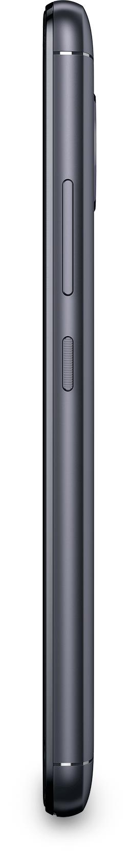 metallic iron gray