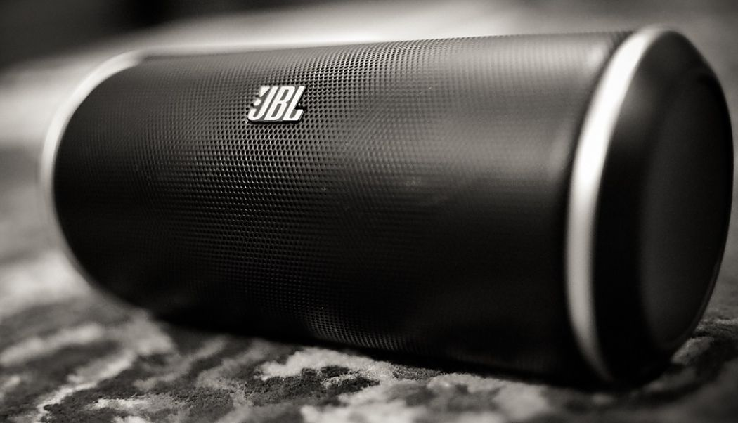 Портативная Bluetooth-акустика JBL Flip2 для iPhone/iPod/iPad/Android
