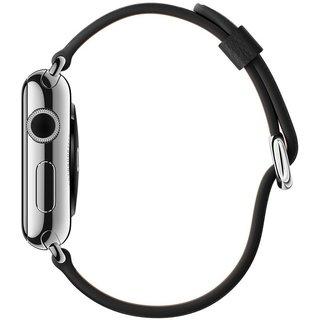 Ремешок Classic для Apple Watch 38мм (MLHG2) Black - 3