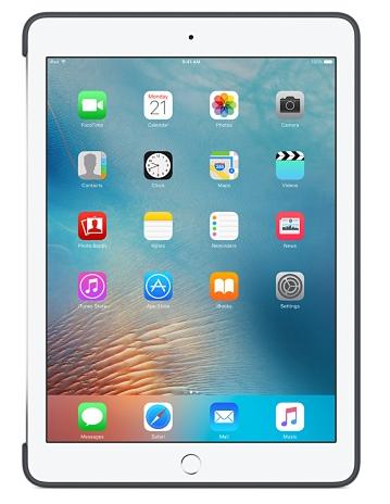 """Чехол-книжка Apple Smart Cover для iPad Pro 12.9"""" (MK0L2ZM/A) Charcoal Gray - 2"""
