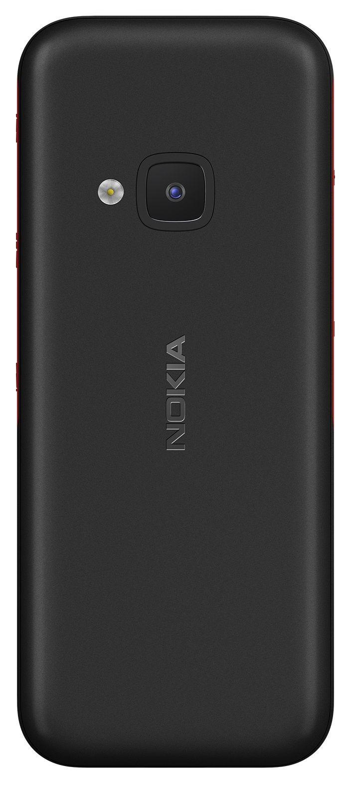 Мобильный телефон Nokia 5310 2020 DualSim Black/Red от Територія твоєї техніки - 2