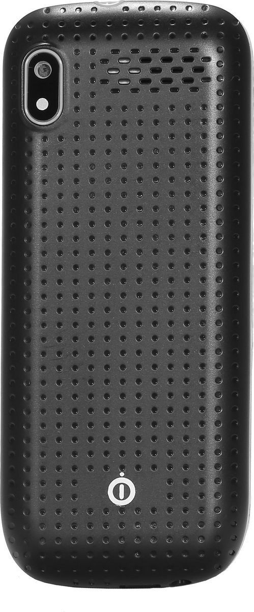 Мобильный телефон Nomi i181 Black-Gray - 3
