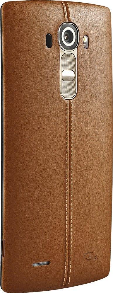 Мобильный телефон LG H818 G4 Leather Brown - 5
