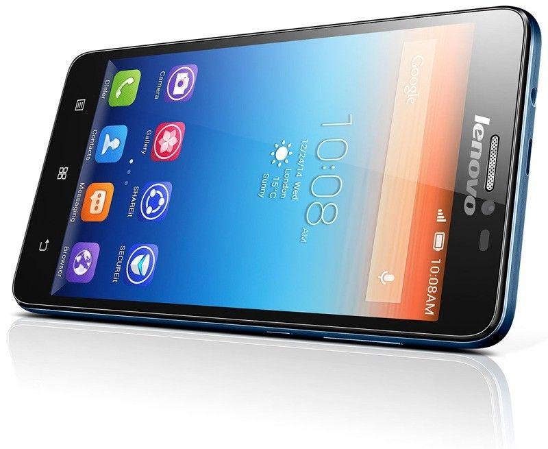 Мобильный телефон Lenovo IdeaPhone S850 Dark Blue - 8