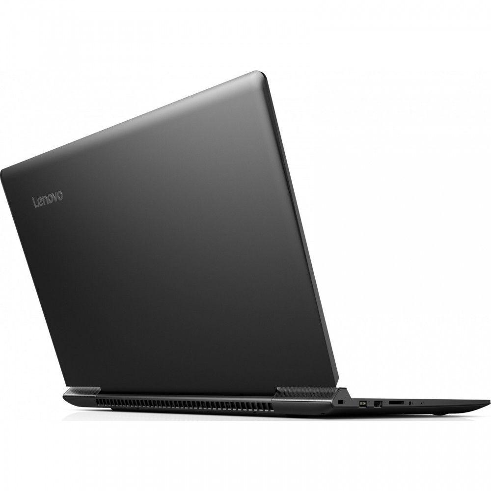 Ноутбук Lenovo IdeaPad 700-17 (80RV0016UA) Black - Silver - 8