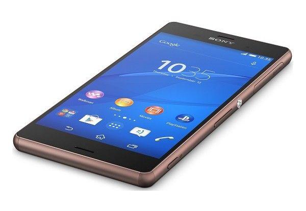 Мобильный телефон Sony Xperia Z3 D6603 Copper - 2