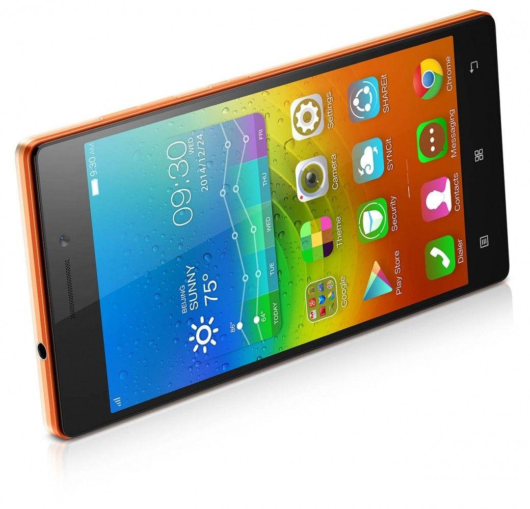 Мобильный телефон Lenovo Vibe X2 Gold - 1