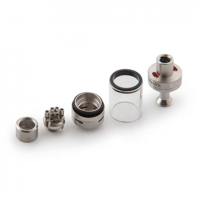 Атомайзер UD Zephyrus V2 RTA Kit Silver (UDZV2KSL) - 2