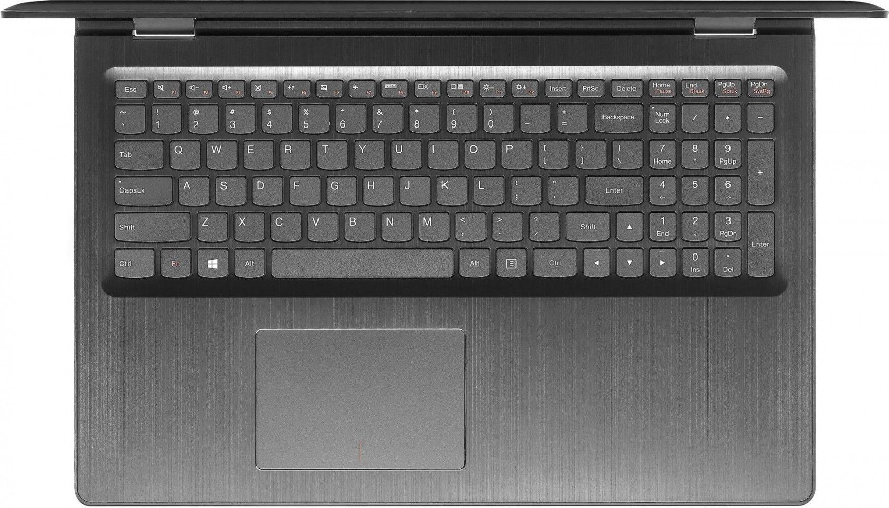 Ноутбук Lenovo Yoga 500-15 (80R6004EUA) - 4