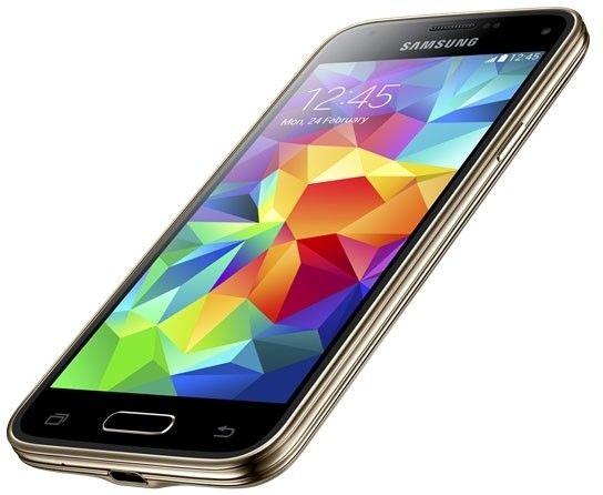 Мобильный телефон Samsung G800H Galaxy S5 Mini Duos Copper Gold - 4