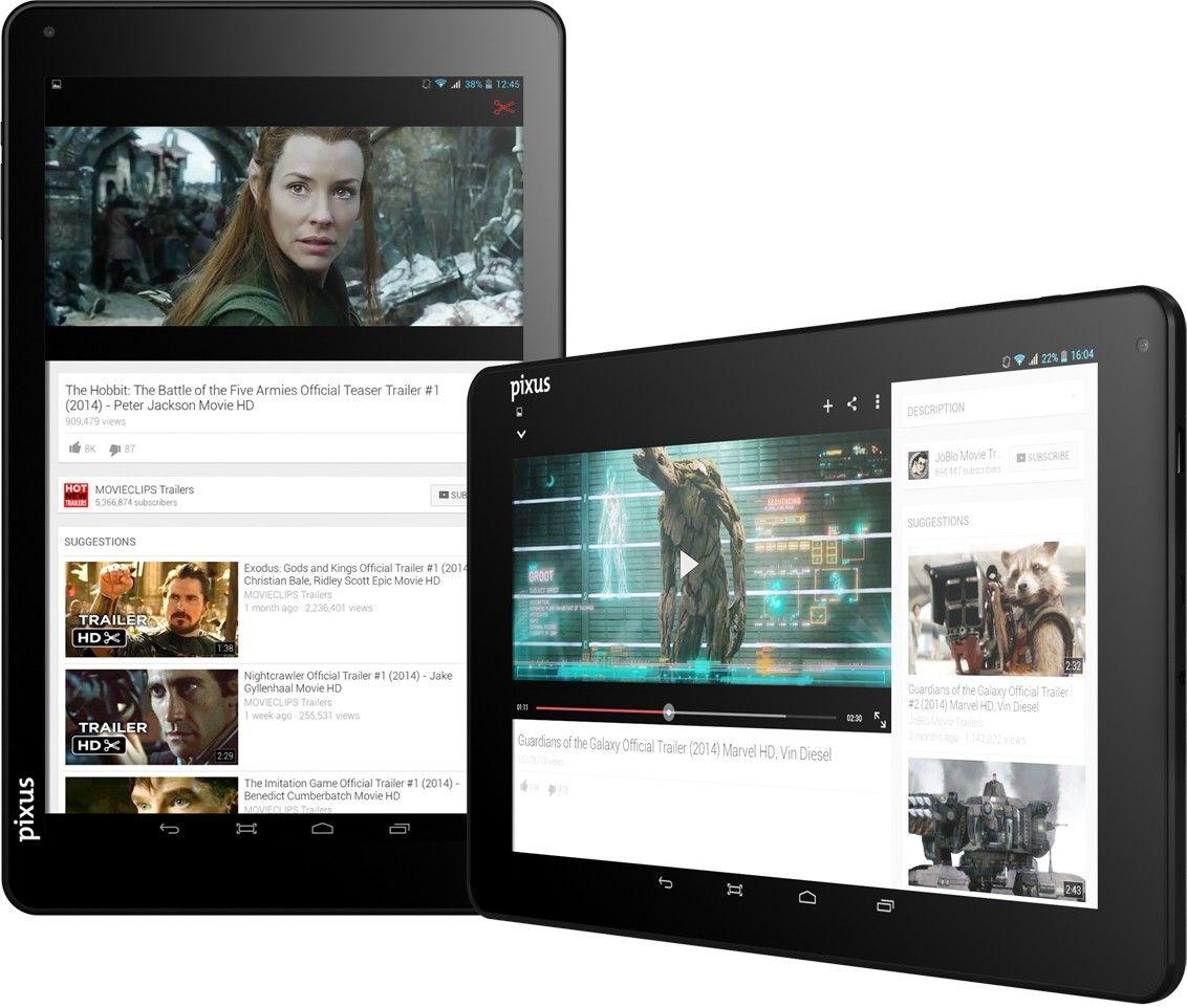 Планшет Pixus Touch 10.1 3G - 3