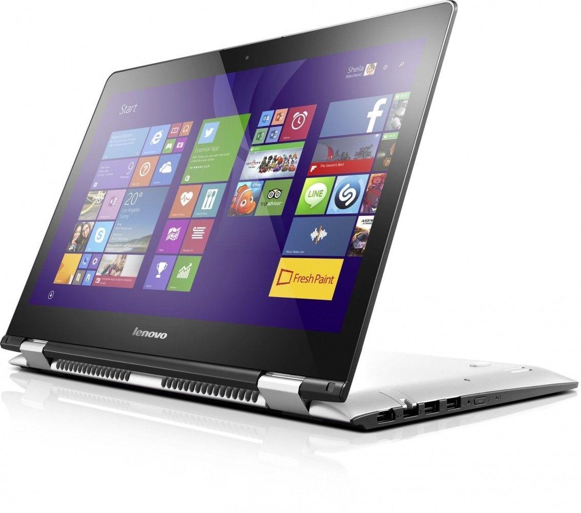 Ноутбук Lenovo Yoga 500-15 (80R6004GUA) - 4