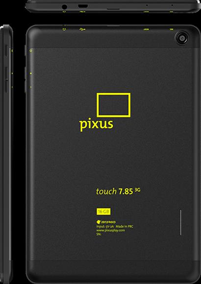 Планшет Pixus Touch 7.85 3G - 6