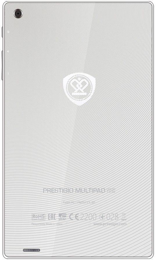 Планшет Prestigio MultiPad Color 7.0 3G White (PMT5777_3G_D_WH) - 1