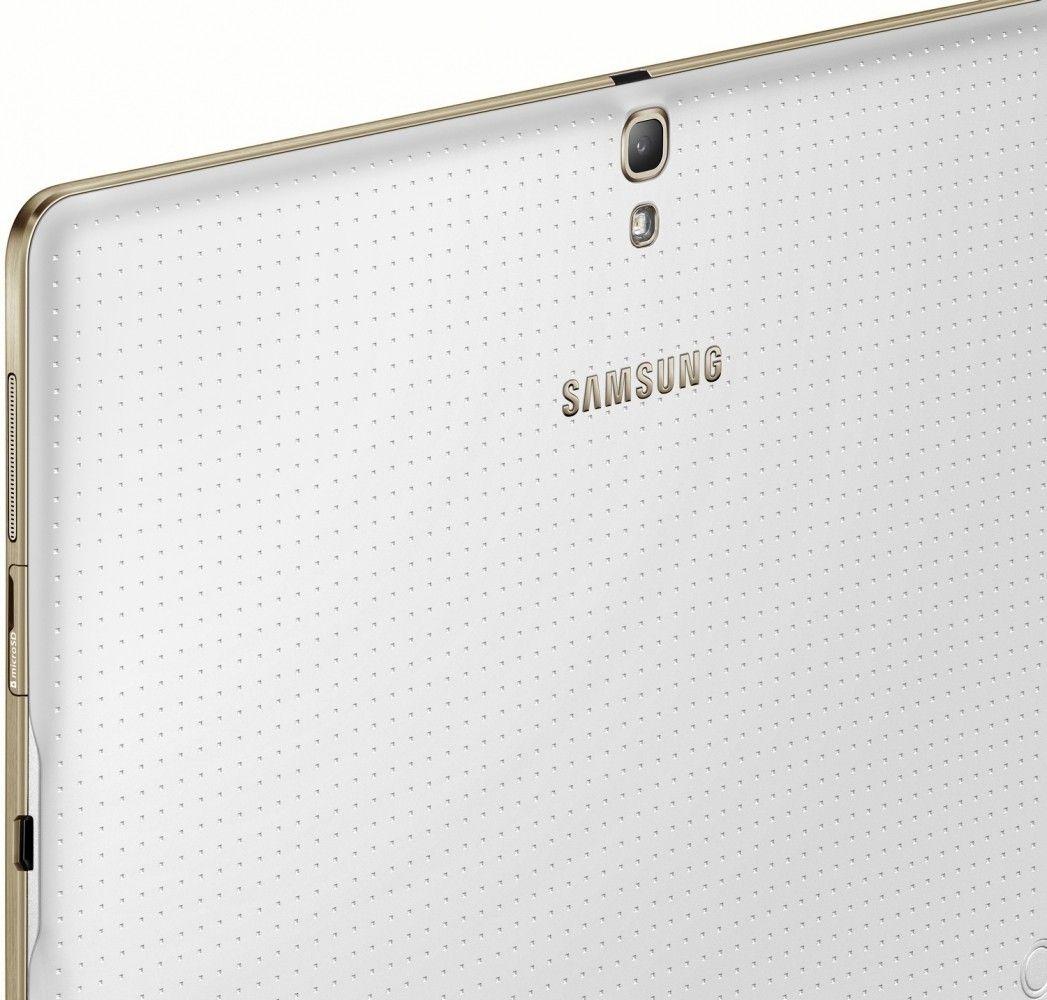 Планшет Samsung Galaxy Tab S 10.5 16GB Dazzling White (SM-T800NZWASEK) - 5