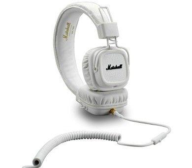 Наушники Marshall Major II White (4091113) - 3