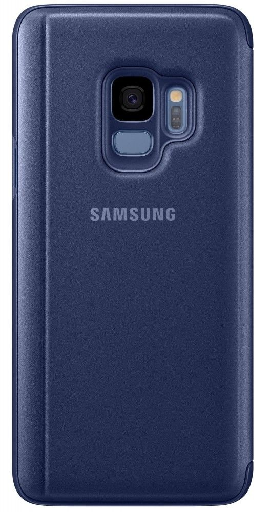 Чехол-Книжка Samsung Clear View Standing Cover S9 Blue (EF-ZG960CLEGRU) от Територія твоєї техніки - 2