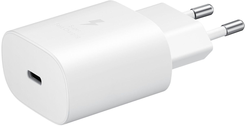 Сетевое зарядное устройство Samsung (EP-TA800XWEGRU) White от Територія твоєї техніки - 5