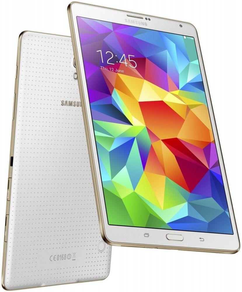 Планшет Samsung Galaxy Tab S 8.4 16GB LTE Dazzling White (SM-T705NZWASEK) - 4