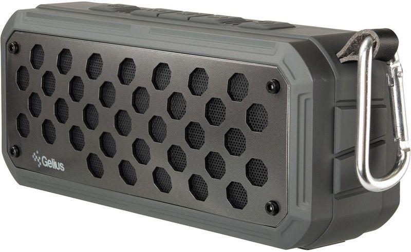 Портативная колонка Gelius Pro Duster (GP-BS520) Grey от Територія твоєї техніки - 6