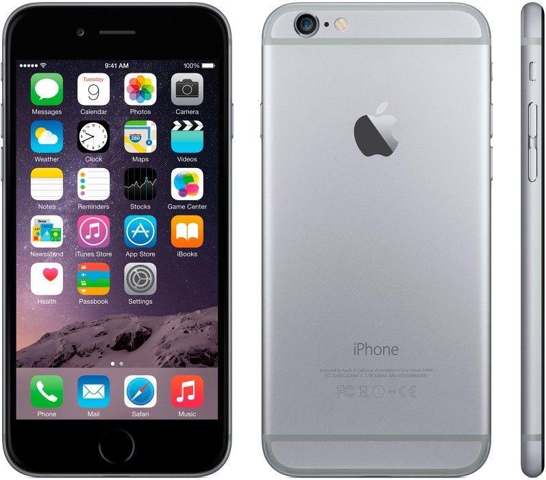 Мобильный телефон Apple iPhone 6 Plus 16GB Space Gray - 2