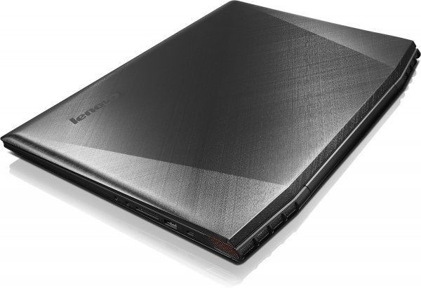Ноутбук Lenovo IdeaPad Y70-70T (80DU00C2UA) Black - 1