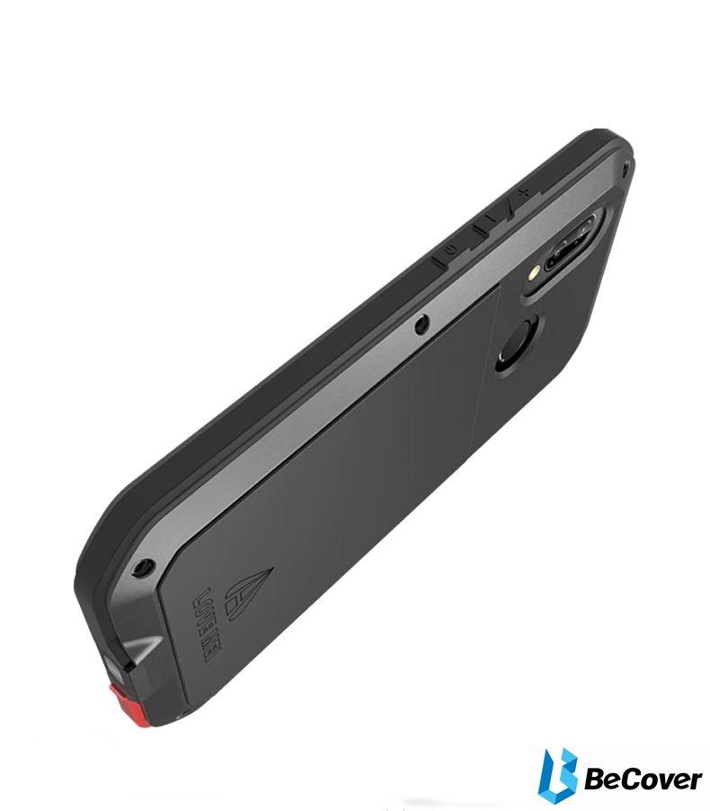 Панель Love Mei Powerful для Huawei P20 Lite (BC_703122) Black от Територія твоєї техніки - 2