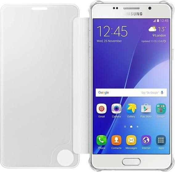 Чехол-книжка Samsung A510 EF-ZA510CSEGRU Silver - 3