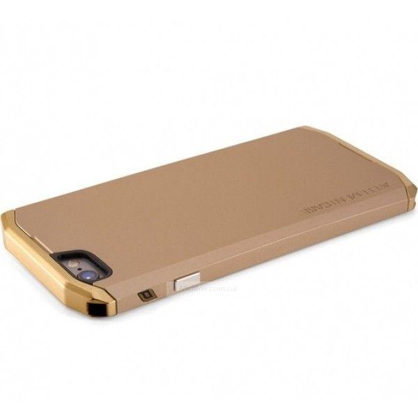 Чехол для iPhone 6/6S Element Case Solace Chroma Gold Body / Gold Crowns (EMT-0140) - 2