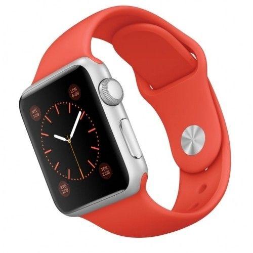 Ремешок Sport для Apple Watch 38мм (MLD92) Orange - 2