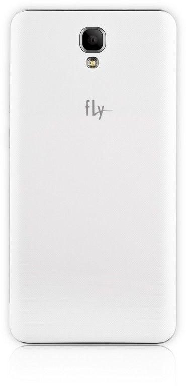 Мобильный телефон Fly FS504 Cirrus 2 White - 1