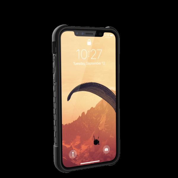 Чехол UAG iPhone X Monarch Black от Територія твоєї техніки - 5
