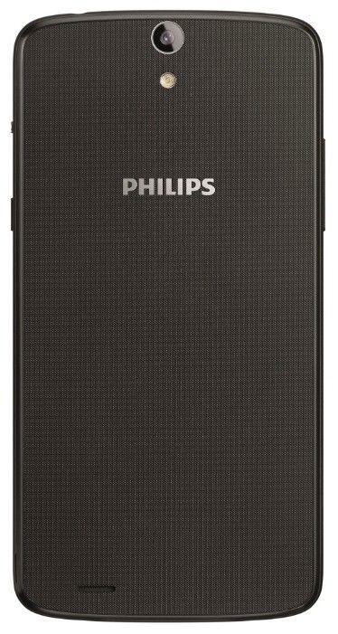 Мобильный телефон Philips Xenium V387 Black - 1