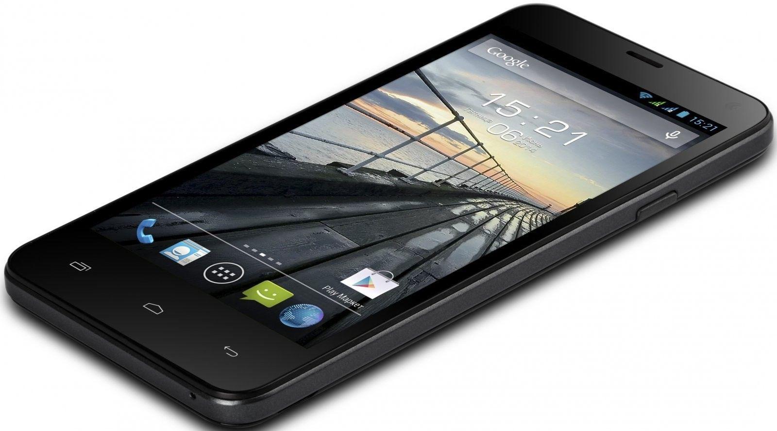 Мобильный телефон Fly IQ4416 Black - 4
