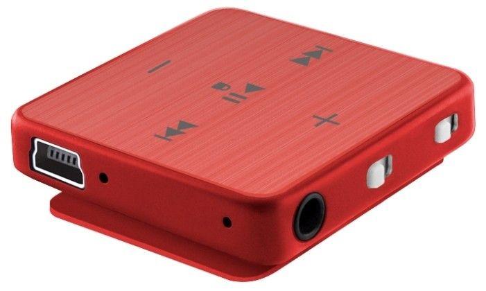MP3-плеер Texet T-22 4GB Red - 1