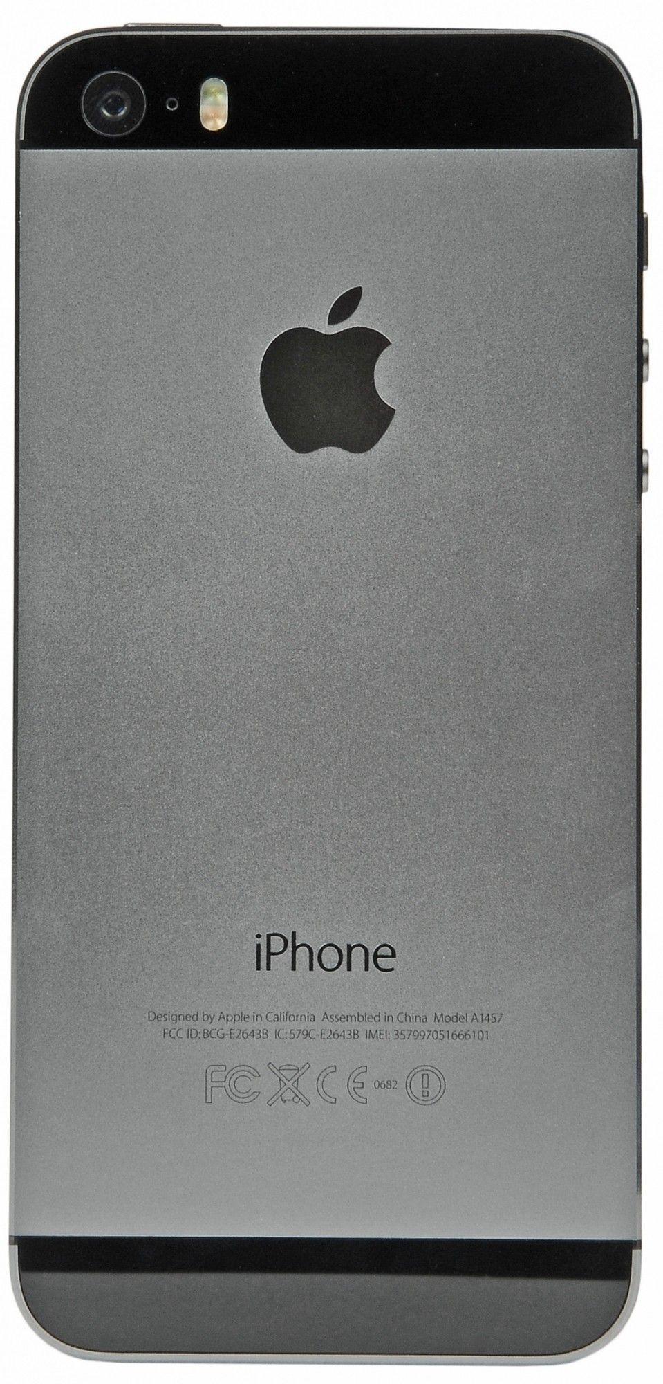 Мобильный телефон Apple iPhone 5S 16GB Space Gray - 3