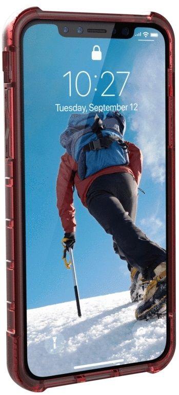 Чехол UAG iPhone X/Xs Folio Plyo (IPHX-Y-CR) Crimson от Територія твоєї техніки - 6