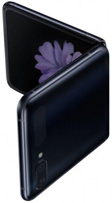 Смартфон Samsung Galaxy Z Flip 8/256Gb (SM-F700FZKDSEK) Black от Територія твоєї техніки - 9