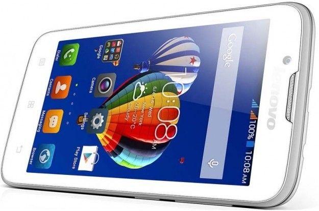 Мобильный телефон Lenovo A328 White - 1
