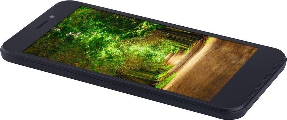 Мобильный телефон Nomi i507 Spark Black - 3