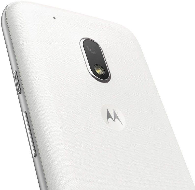 Мобильный телефон Motorola Moto G4 Play XT1602 White - 5