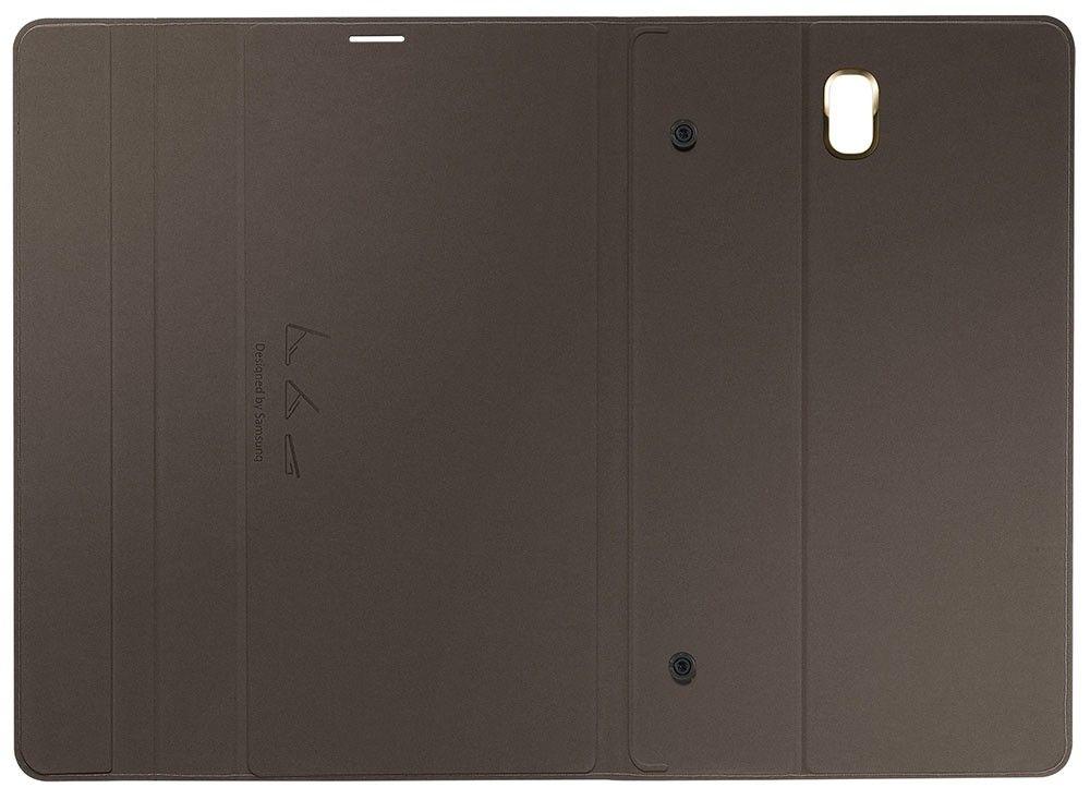 """Чехол Samsung для Galaxy Tab S 8.4"""" EF-BT700WSEGRU Electric Brown - 1"""
