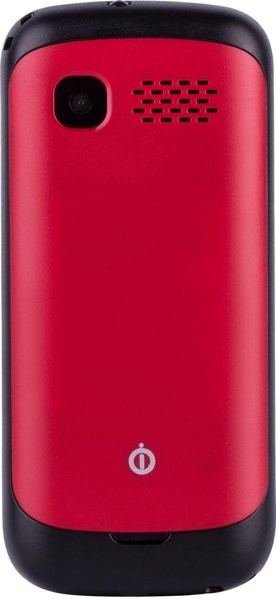 Мобильный телефон Nomi i177 Red - 1