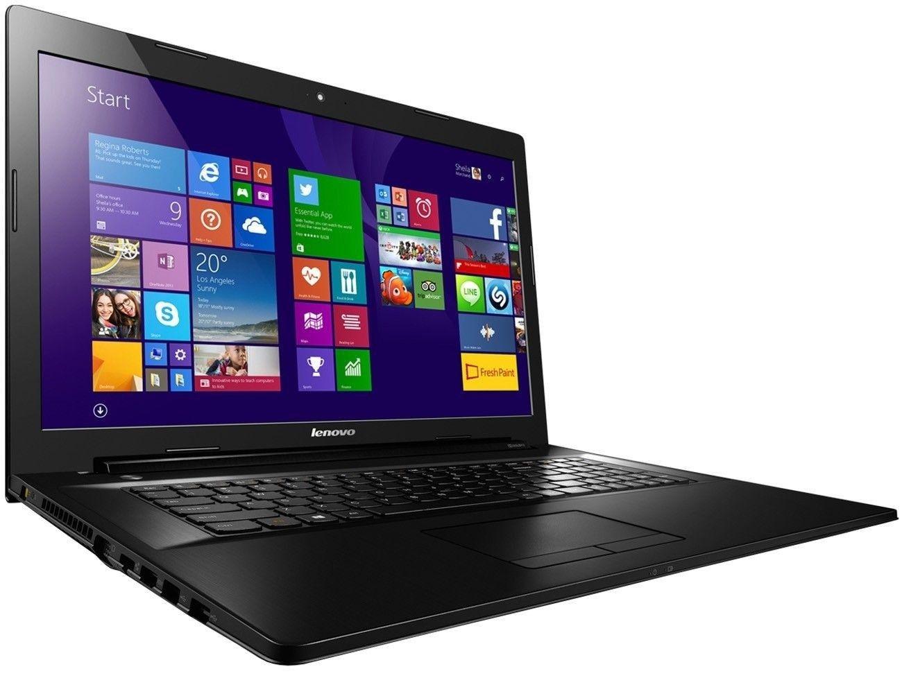 Ноутбук Lenovo IdeaPad G70-80 (80FF00DEUA) - 2
