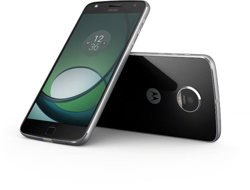 Мобильный телефон Motorola Moto Z Play Black - 6