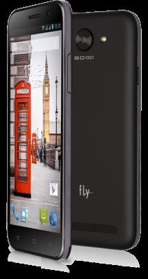 Мобильный телефон Fly IQ455 Octa Ego Art 2 Black - 3