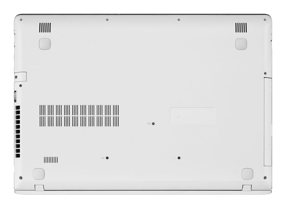 Ноутбук Lenovo IdeaPad Z51-70 (80K6015KUA) White - 4