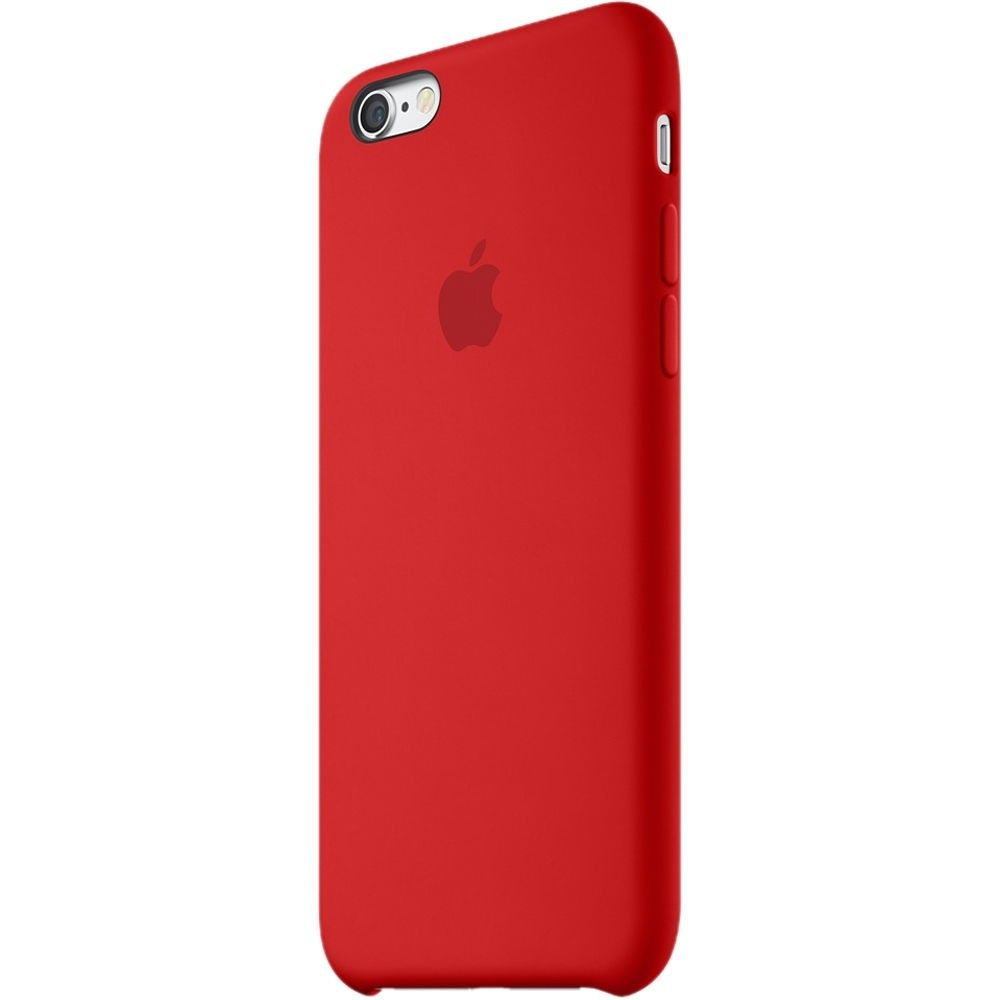 Панель Apple iPhone 6s Silicone Case Red (MKY32ZM/A) - 1