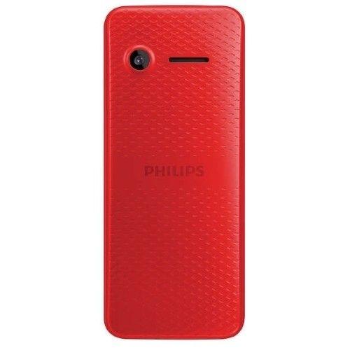 Мобильный телефон Philips Xenium E103 Red - 2