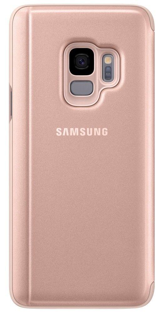 Чехол-Книжка Samsung Clear View Standing Cover S9 Gold (EF-ZG960CFEGRU) от Територія твоєї техніки - 3